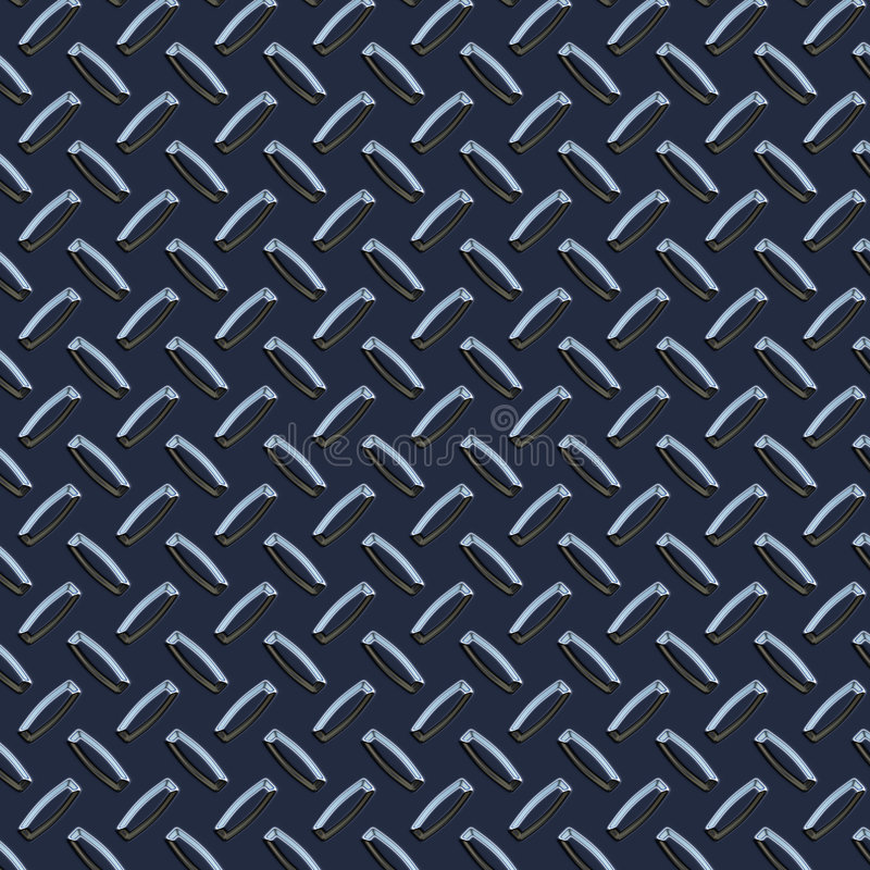 Dunkelblaue Diamantplatte vektor abbildung