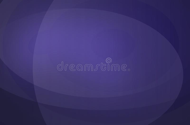 Dunkelblauer abstrakter Hintergrund stock abbildung
