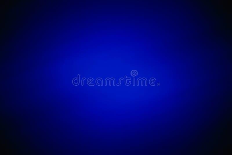 Dunkelblauer abstrakter Hintergrund mit Glasbeschaffenheit, unscharfe Musterschablone vektor abbildung