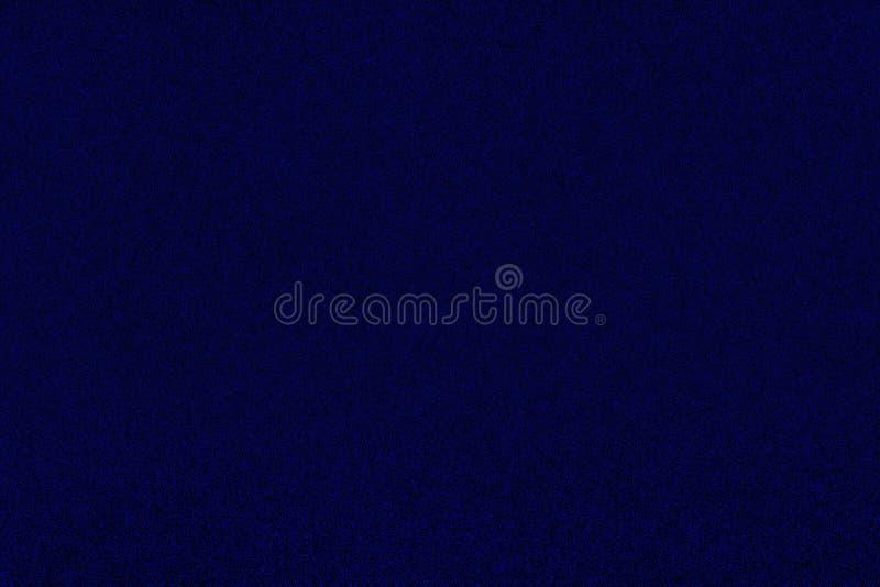 Dunkelblauer Hintergrund mit glänzenden Tupfen lizenzfreies stockbild