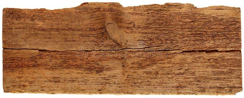 Dunkelbraune Weinlese der alten rustikalen Retro- hölzernen hölzernen Plankenbeschaffenheit verwitterte natürliches breites Panor lizenzfreie stockfotos