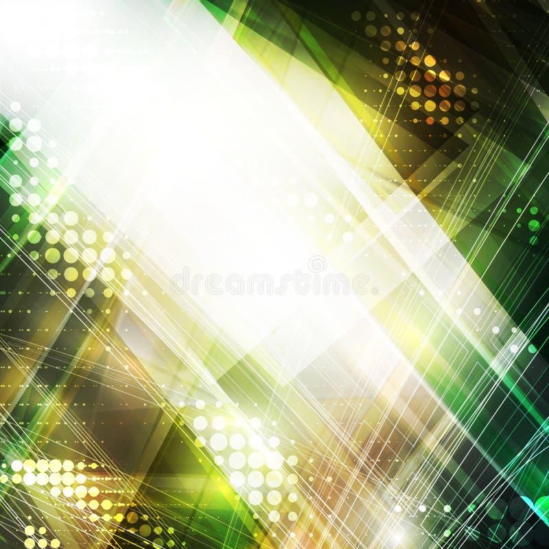 Dunkelgrüner strukturierter Hintergrund lizenzfreie abbildung