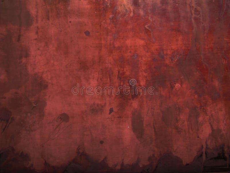 Dunkelroter grunge Hintergrund stockfotografie
