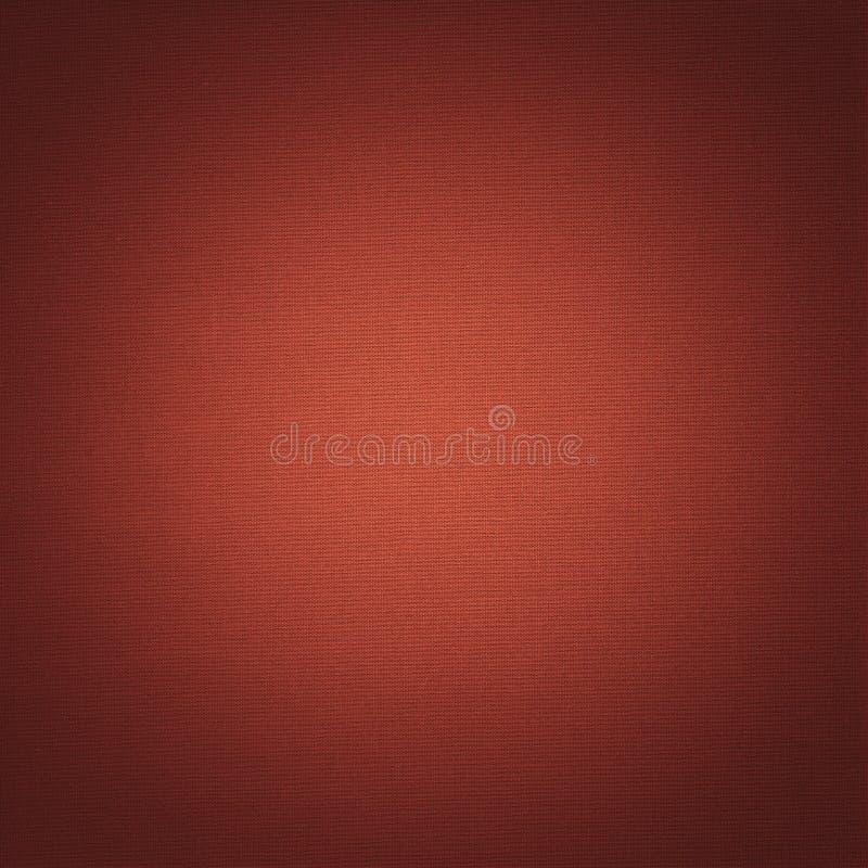 Dunkelrotes empfindliches Muster des Leinensegeltuches lizenzfreies stockfoto