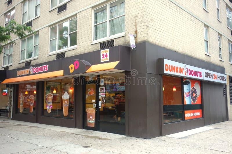 Dunkin Donuts royaltyfri bild