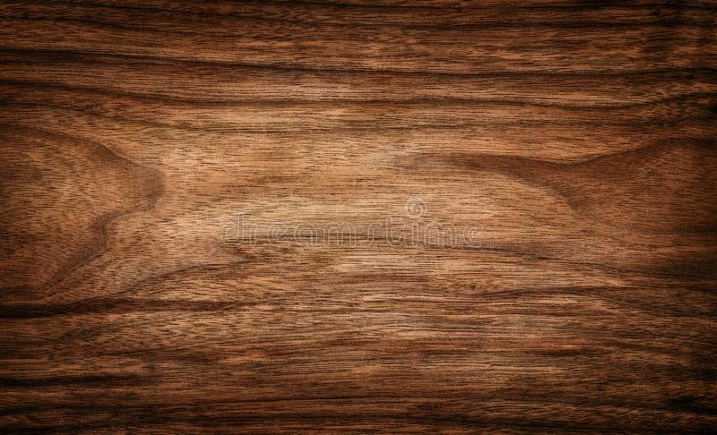 Dunkle hölzerne Beschaffenheitshintergrundoberfläche mit natürlichem Muster stockfotografie