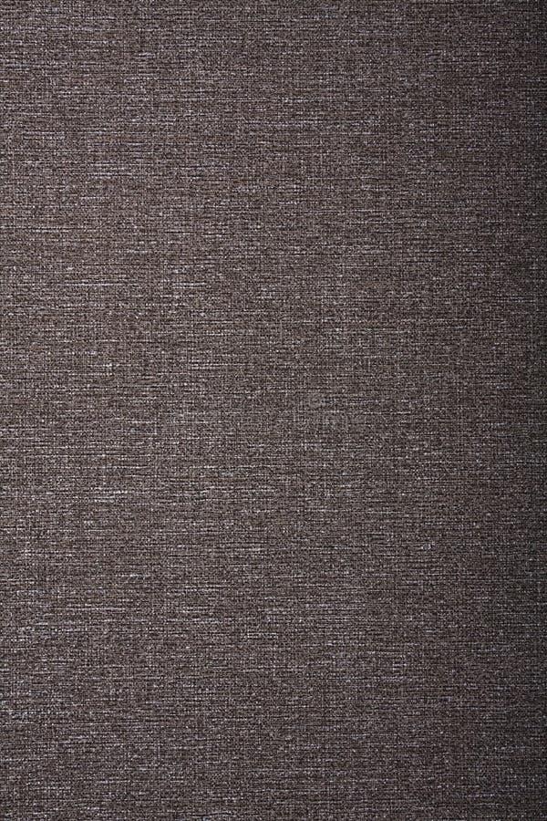Dunkle Leinenbeschaffenheit lizenzfreies stockbild