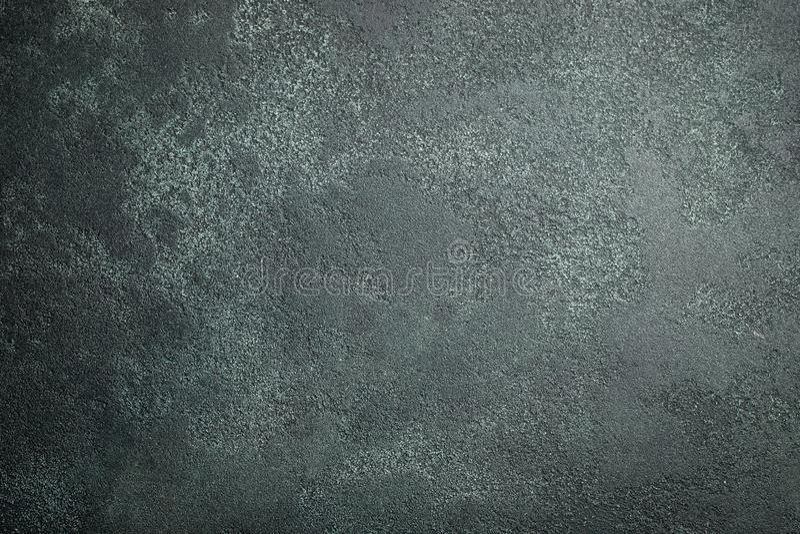 Dunkle Stein- oder Schieferwand Kann als Postkarte verwendet werden stockfotografie