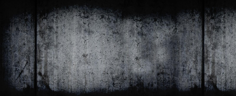 Dunkler Grunge horizontaler Hintergrund stockbild