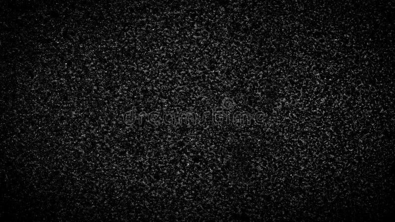 Dunkler rauer rauer schwarzer Beschaffenheitshintergrund für Netzfahne oder -hintergrund lizenzfreies stockbild