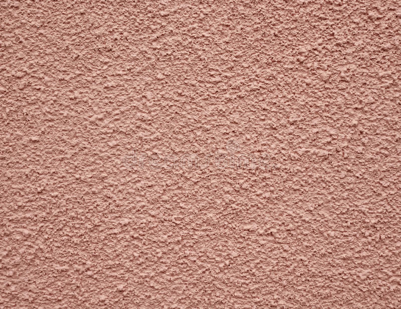 Dunkler rosa rauer Gips stockfotos