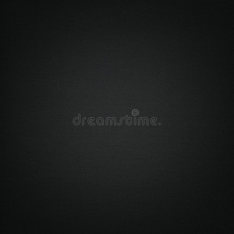 Dunkles Leinensegeltuch mit empfindlichem Muster lizenzfreies stockbild