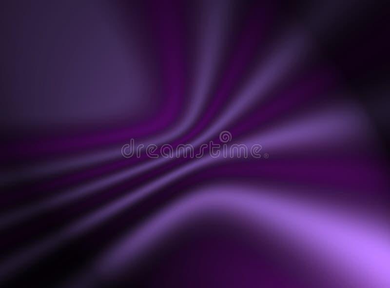 Dunkles lila Material stock abbildung