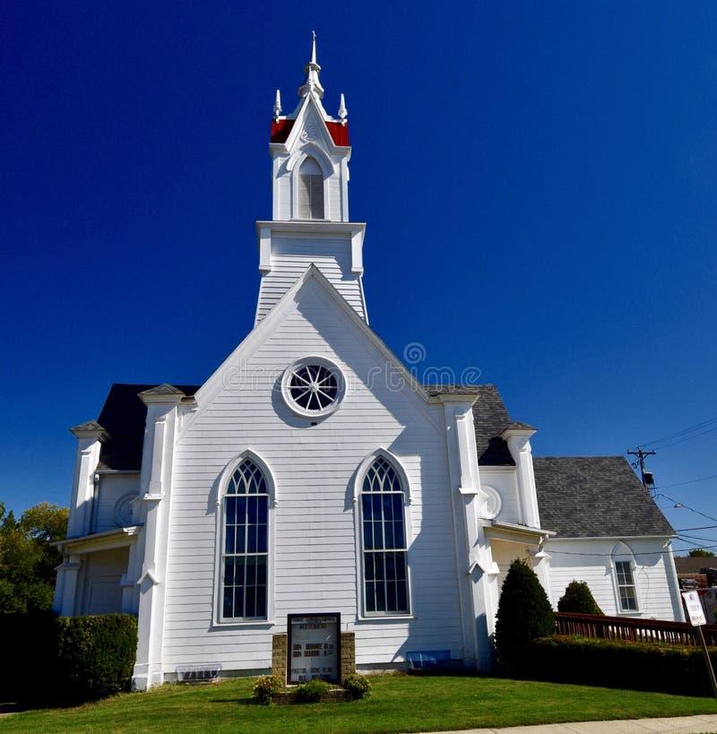 Dunlap kościół zdjęcia stock