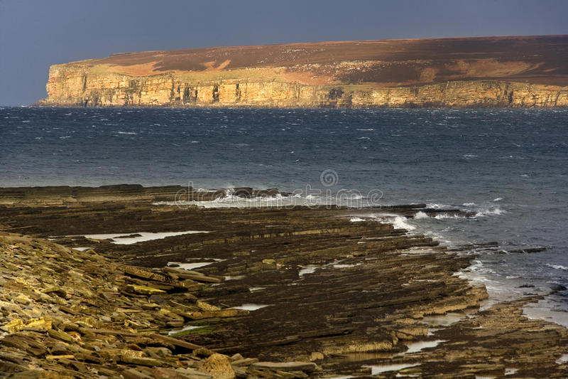 Dunnet Head - Caithness - Scotland Stock Photography
