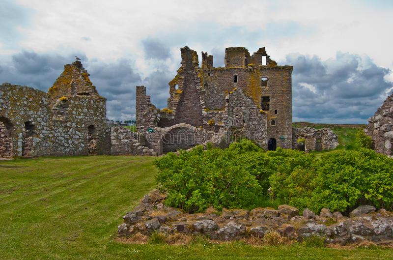 Dunnottar Castle royalty free stock photo