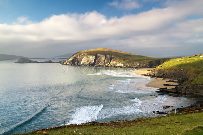 Dunquin Bay Royalty Free Stock Image