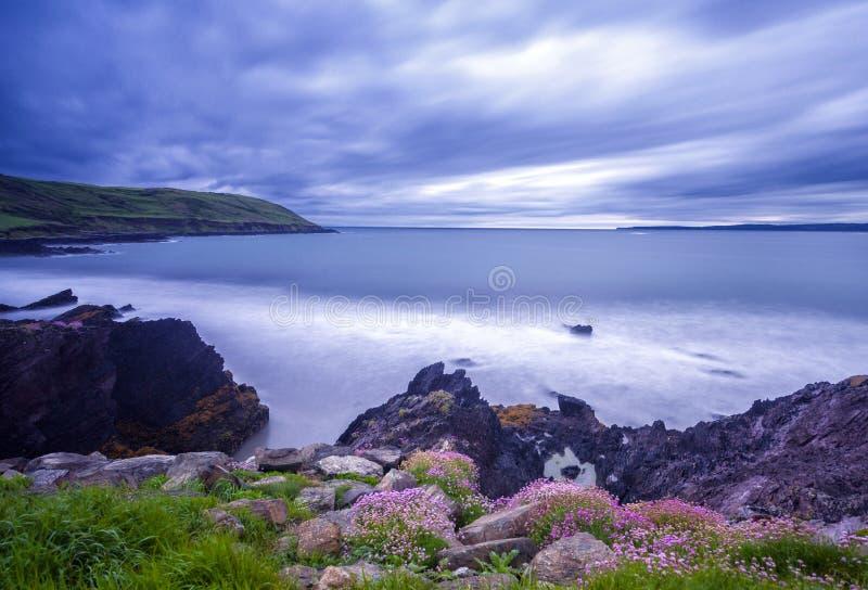 Dunworley, Co.Cork, Irlande image libre de droits