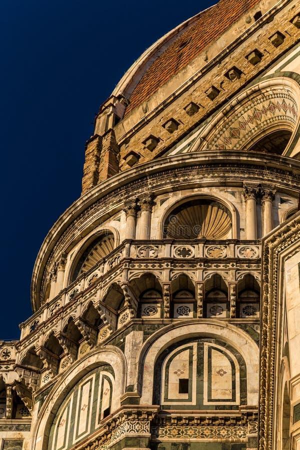Duomo à Florence, Italie photographie stock libre de droits
