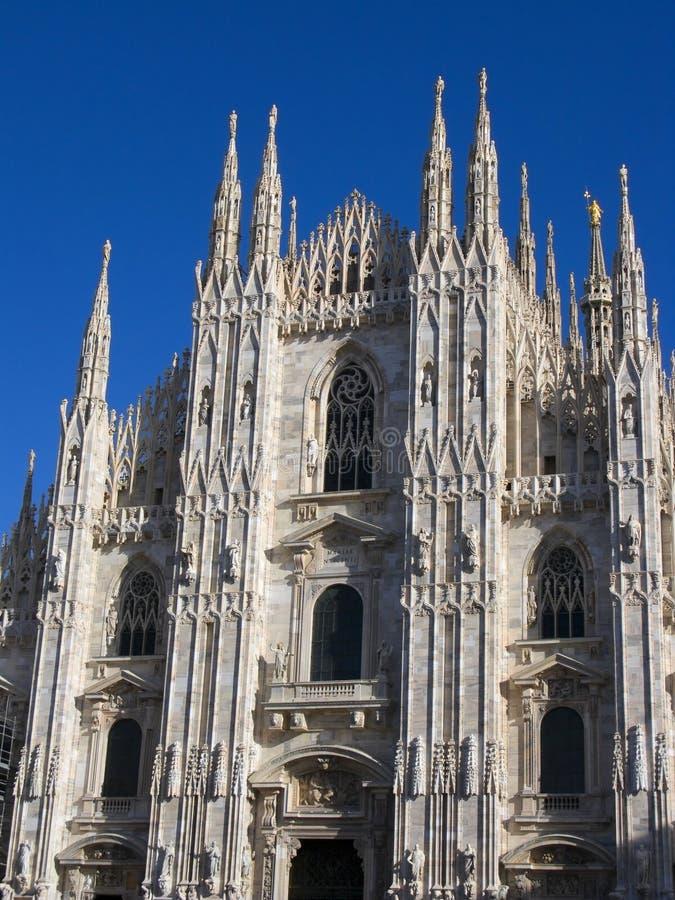 duomo Ιταλία Μιλάνο στοκ φωτογραφίες με δικαίωμα ελεύθερης χρήσης