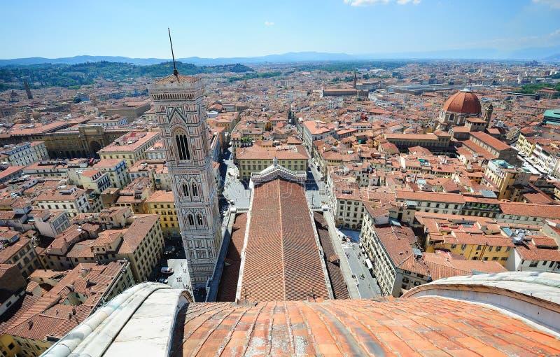 Duomo και campanila Giotto στη Φλωρεντία στοκ φωτογραφίες με δικαίωμα ελεύθερης χρήσης
