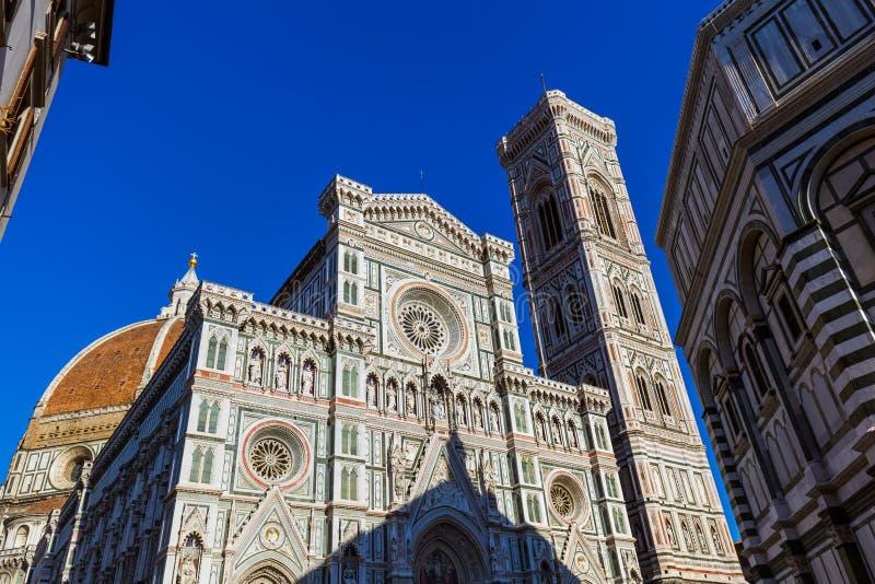 Duomo в Флоренсе - Италии стоковое изображение
