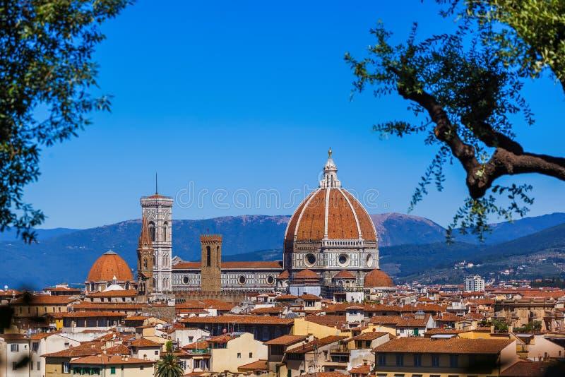 Duomo в Флоренсе - Италии стоковая фотография