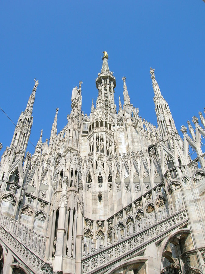 Free Duomo. Royalty Free Stock Photography - 1325857