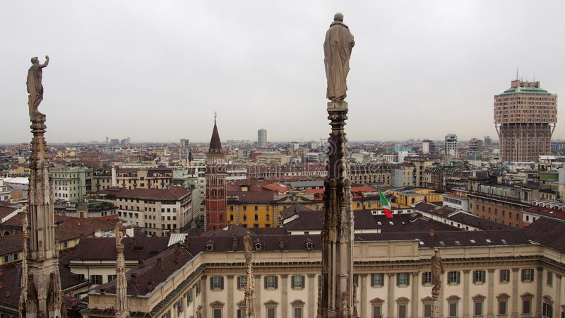 Duomo arkivbilder