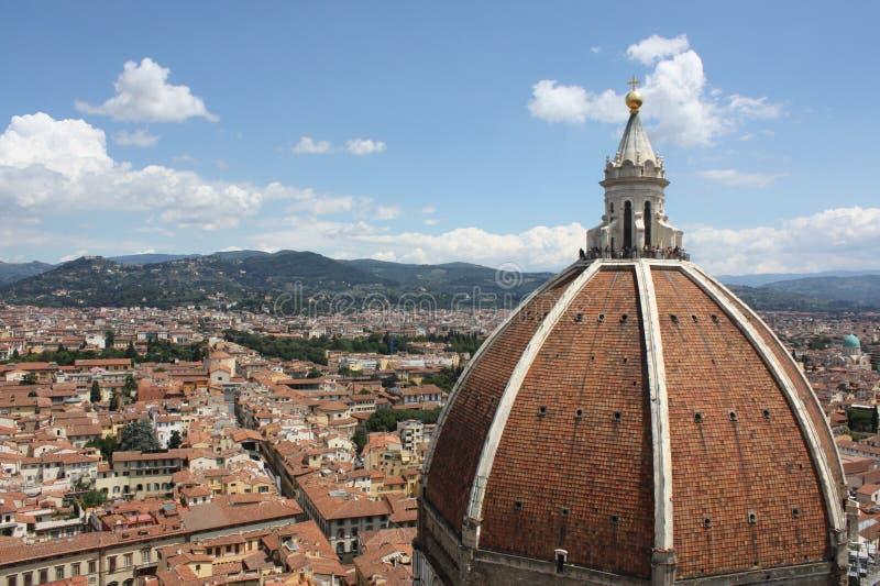 Download Duomo stock photo. Image of dome, landscape, city, santa - 8204282