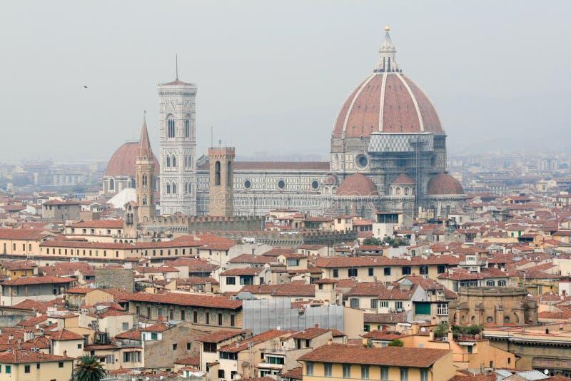 Duomo de Florencia imagen de archivo