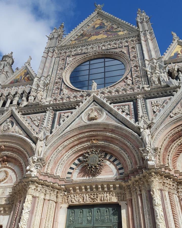 Duomo de IL fotografía de archivo