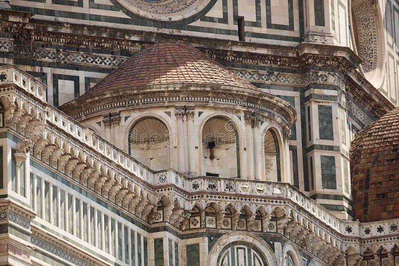 Duomo de IL, Florencia imágenes de archivo libres de regalías