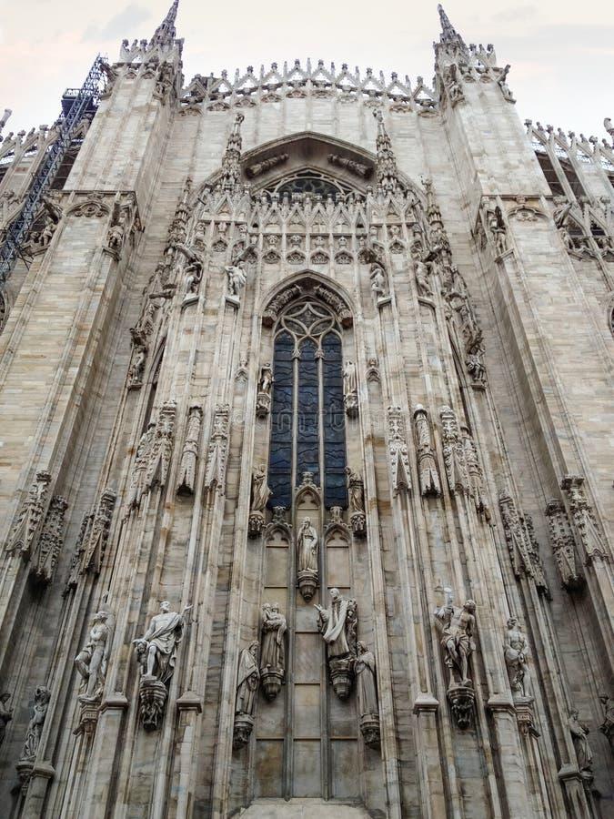 Duomo de Milan Church photos libres de droits