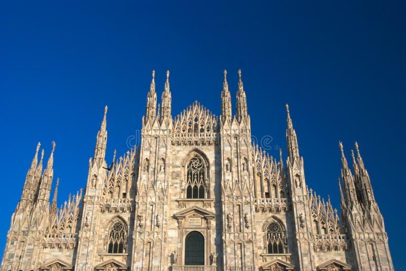 Duomo de Milano imagen de archivo libre de regalías