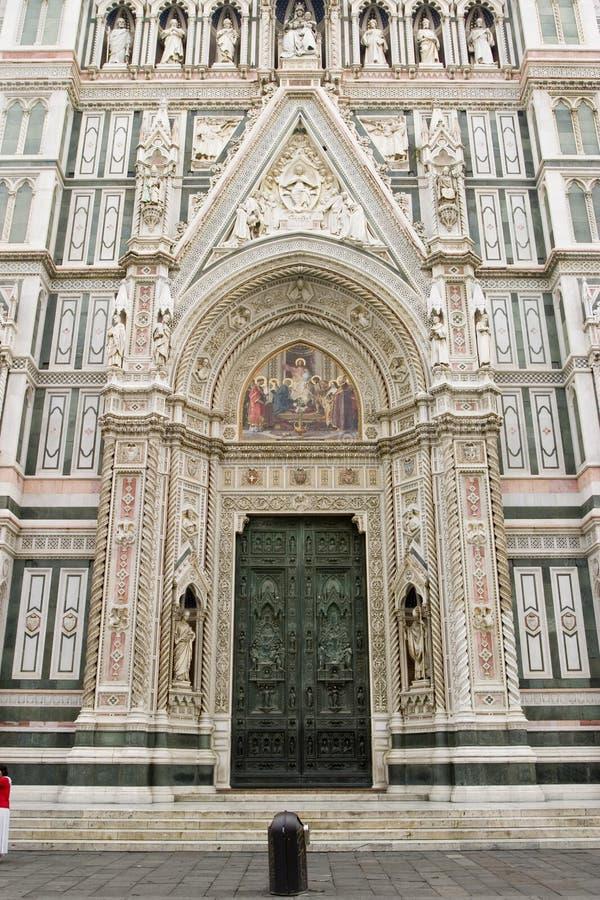 Duomo de trappe photo libre de droits