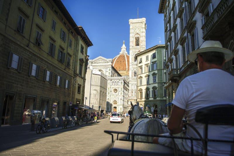 Duomo di Firenze stock images