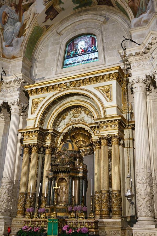 Duomo di Siracusa immagini stock libere da diritti