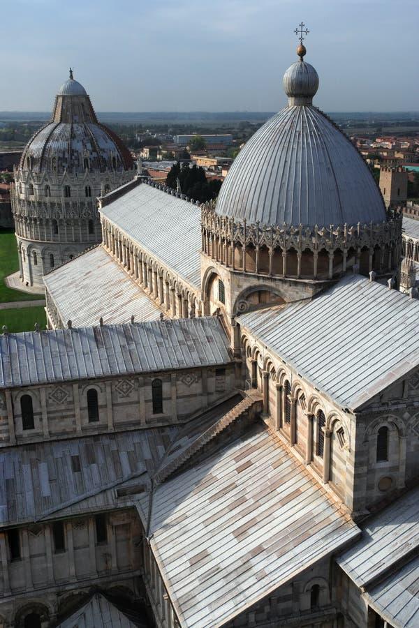 Duomo en Pisa Italia imágenes de archivo libres de regalías
