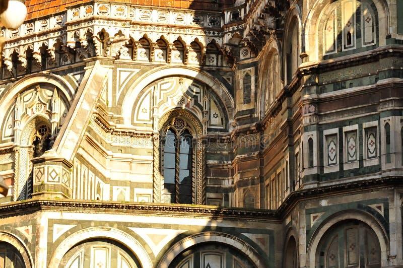 Duomo fi Firenze стоковые изображения rf