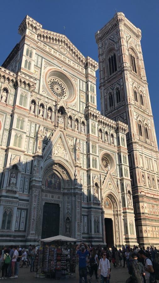 Duomo Firenze стоковое изображение