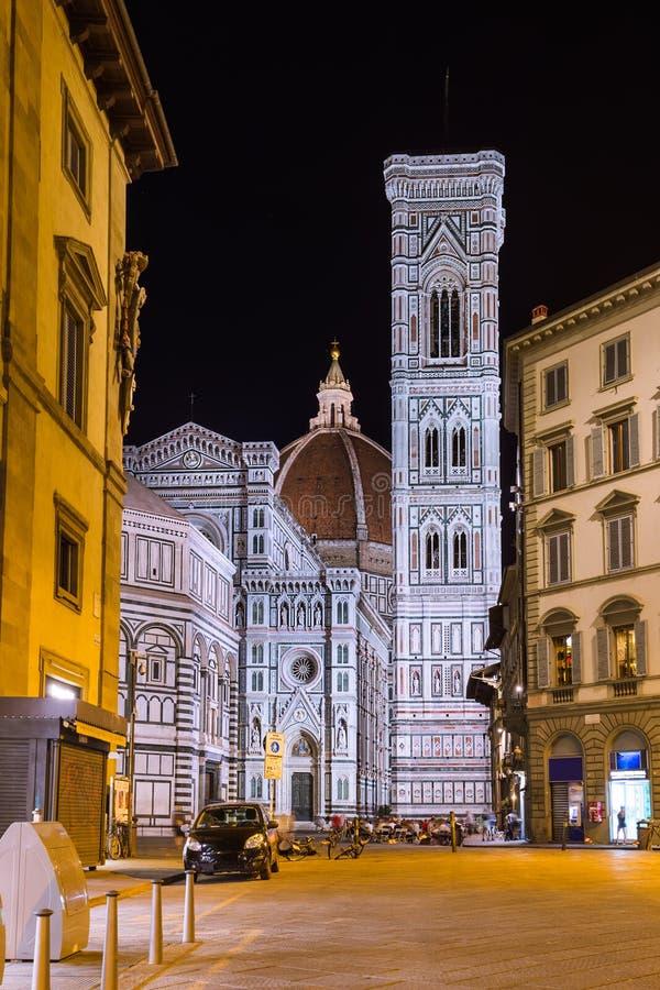 Duomo Firenze - in Italia fotografia stock