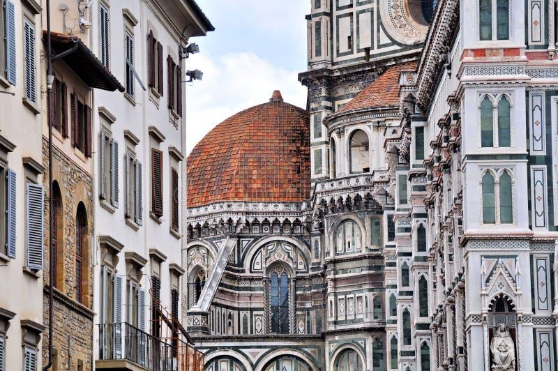 duomo florence Италия собора стоковое изображение rf