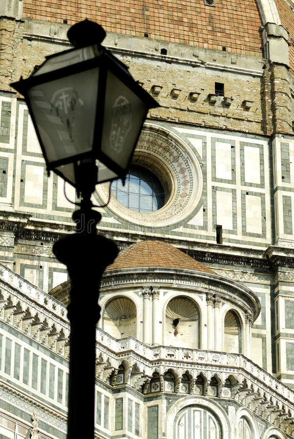 Duomo, Florence, Italië stock foto