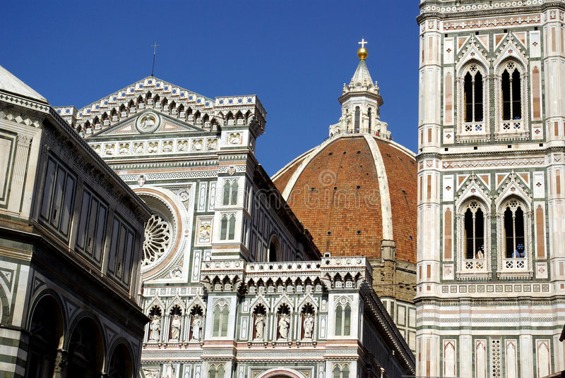 Duomo, Florence, Italy royalty free stock photography