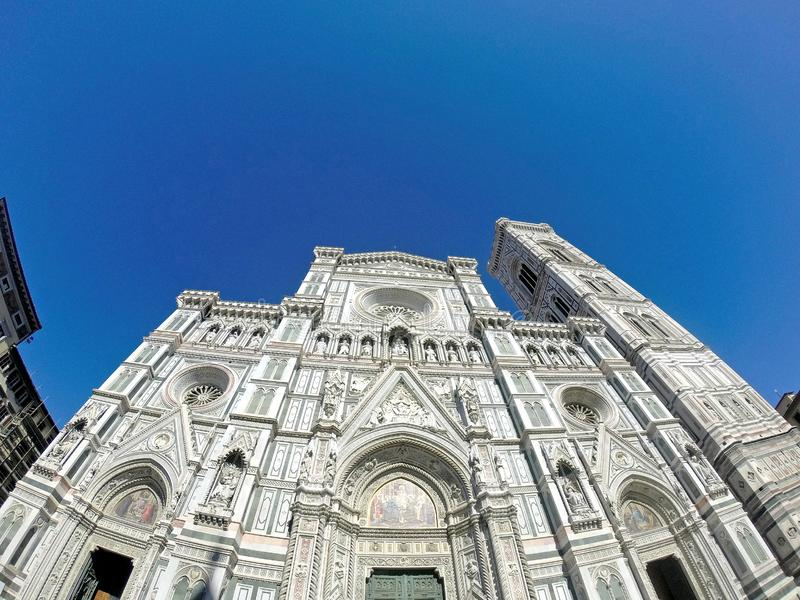 Duomo of Florence, Italy stock images