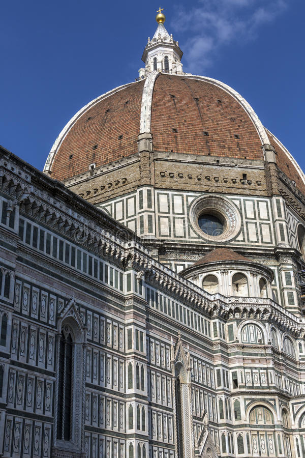 The Duomo - Florence - Italy stock images