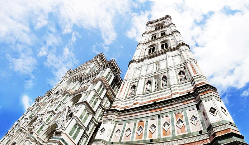 Duomo in Florence, Italy royalty free stock images