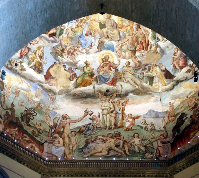 Duomo, Florenz stockbild