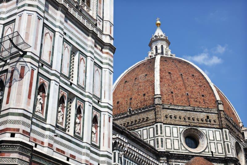 Duomo in Florenz Italien lizenzfreies stockfoto